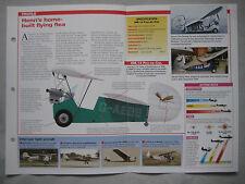 Aircraft of the World - Mignet Pou-De-Ciel