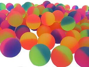 1700x Flummi Flummis Neon Frost 2,5 cm Hüpfball Ball Posten Sonderposten Neuware