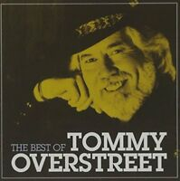 Tommy Overstreet - The Best Of Tommy Overstreet [CD]