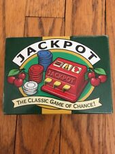 Think Fun Jackpot Game Slot Machine The Classic Game of Chance Casino Game Toy