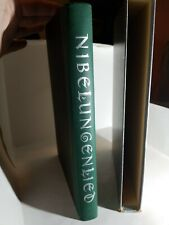 THE NIBELUNGENLIED by Margaret Armour, Illustrated by Legrand 1961 with Sleeve