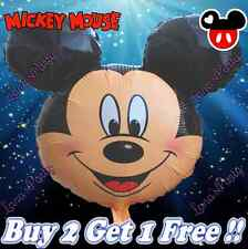 "Giant 44"" Mickey Mouse Baby Shower Boy Balloon Balloons USA SELLER Minnie Red"