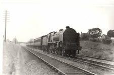 Rail Photo LMS 460 Patriot 5547 Brinklow Warwickshire LNWR Rugby shilton