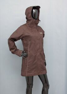 COLUMBIA Jacket OMNI-TECH Hooded Ladies Waterproof M
