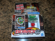 SEALED Beyblade DEATH QUETZALCOATL Spark FX 125SF Balance B-125 Holographic face