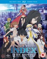 Neuf A Certains Magique Index - le Film - The Miracle De Endymion Blu-Ray