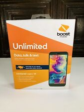 "Boost Mobile Coolpad Legacy SR 16GB ROM 2GB RAM 5.45"" Display NEW SEALED"
