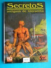 *Rol - Runequest - Secretos Antiguos de Glorantha - Joc Internacional RL332