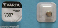 2 x VARTA Uhrenbatterie V397 SR726SW 23mAh 1,55V SR59 Knopfzelle