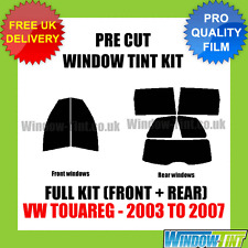 VW TOUAREG 2003-2007 FULL PRE CUT WINDOW TINT KIT