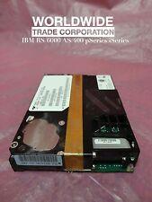 IBM 74G6995 1.1GB SCSI-2 Disk Drive 8 Bit pSeries Free Warranty