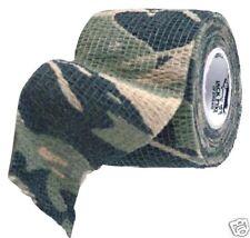 JACK Pyke Stealth CAMO CECCHINO NASTRO OAK TREE camouflage fucile pistola COLTELLO Bush Wrap