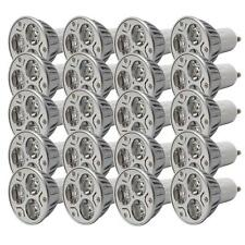 20PCS GU10 3W 85-265V Warm White LED Spot Down Light Bulb Lamp Spotlight Bright