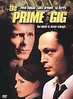 The Prime Gig (DVD, 2002, Snap-case) - Brand New