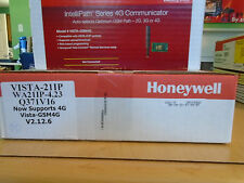 HONEYWELL VISTA 21IP ALARM PANEL V21IP & GSM4G COMMUNICATOR NEW