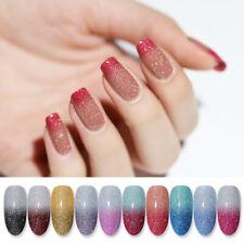 Born Pretty 6ml térmica Esmalte de uñas Cambio de Color Colorido Barniz para Uñas Arte