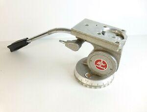 Bolex Paillard Adjustable Pan Tilt Tripod Head