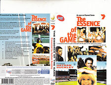Officila AFL-The Essence of The Game- By Nathan Buckley-Football Australia-DVD