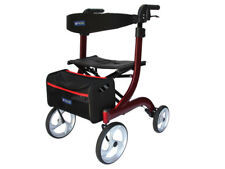 Nitro Seat Walker - Rollator Mobility - Folding, with 4 Wheels