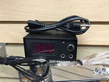 Tattoo Power Supply Set LED With Power Plug,Clip Cord, Foot Pedal Free Shipping
