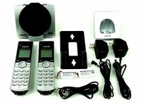 VTech CS6919-2 DECT 6.0 Cordless Phone with Caller ID 2 Handsets - Gray/Black