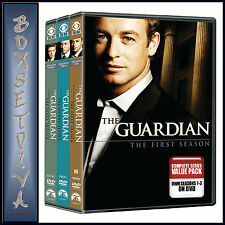 THE GUARDIAN - COMPLETE SERIES - SEASONS 1 2 & 3  **BRAND NEW DVD BOXSET*