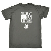 Funny Novelty T-Shirt Mens tee TShirt - Squirrel This Is My Human Costume