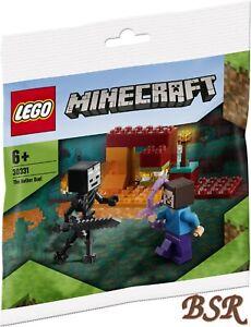 LEGO® Polybag: 30331 Das Nether-Duell / Minecraft & NEU & OVP !