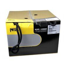 Petzl Corda AXIS 11mm Semistatica Per Uso Militare e Lavori In Quota 100 metri