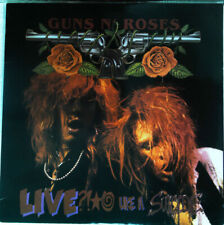 """Guns N 'Roses -?! Live ★ @ Like A Suicide / VG + / 12 """", EP"""
