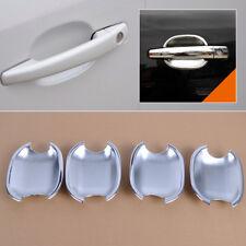 Chrom TÜRGRIFFSCHALEN Tür TÜRGRIFFMULDEN Für 2008-2010 Peugeot Citroen Picasso