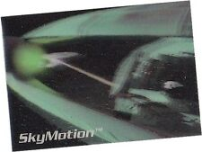 "Star Trek TNG Next Generation Season 6: SM2 ""Timescape"" Skymotion Card - Bonus"