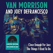 """V.MORRISON & J.DEFRANSESCO Close Enough 7"""" Single Vinyl Brand New RSD 2018"""