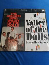 """Arbors- sing valley of the dolls- Date Records 12"""" Lp"""