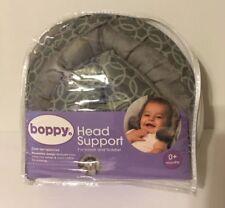 Boppy Noggin Nest Head Support -gray