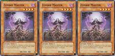 Zombie Master X 1 1st  MINT YUGION CARDS SDZW-EN016