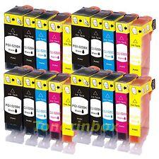 20 NEW PGI-225 BK CLI-226 BCMY Ink Cartridge For Canon PIXMA MG5220 MX892 MX882