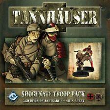 Fantasy Flight Games: Tannhauser Shogunate pack expansion - Aghigaru & Chin NEW