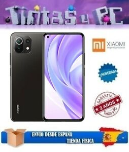 XIAOMI MI 11 LITE 128GB. 6GB RAM. SNAPDRAGON 732G. ¡VERSION GLOBAL ESPAÑOL!