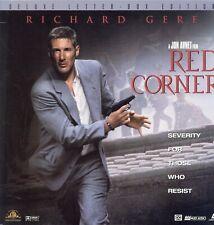 Red Corner. Laserdisc Region 1.