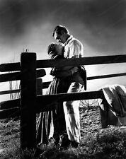 8x10 Print Clark Gable VIvien Leigh Gone with the Wind 1939 #CG332