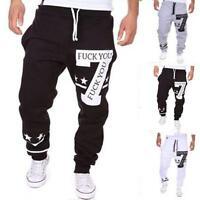 Casual Jogger Dance Sportwear Baggy Harem Pants Men's Slacks Trousers Sweatpants