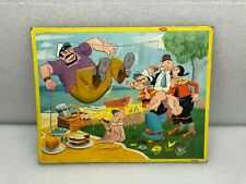 Vintage Popeye The Sailor Man Puzzle Jaymar King Features Syndicate 2764-29