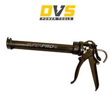Concept 210079 Heavy Duty Superpro Caulking Gun 310-400ml 25:1 Sealant Silicone