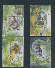 XC15225 Jersey animals of the year wildlife sheets MNH