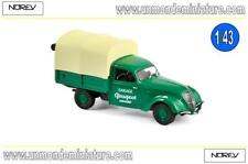 PROMO Peugeot 202 Pick Up de 1947 Garage Peugeot NOREV - NO 472212 - Ech 1/43