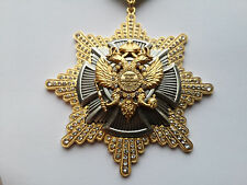 ORDER RUSSIA IMPERIAL HOUSE OF ROMANOV GRAND ORDER OF MOST HIGH MODERN