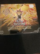 YUGIOH MILLENNIUM PACK 1st EDITION FACTORY SEALED BOOSTER BOX MINT