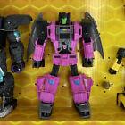 Fangry & Brisko WFC Transformers Buzzworthy Bumblebee Worlds Collide