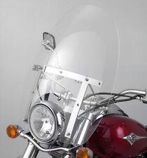 Windschutzscheibe Puig America III Suzuki Intruder VS 1400 86-03 klar